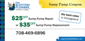 La Grange Illinois sump pump