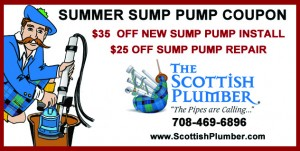La Grange Illinois Plumbing Sump Pumps